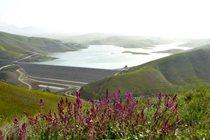 افزایش حجم آب سدهای کمال صالح و الغدیر ساوه در سال جاری
