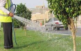 ممنوعیت آبیاری چمن در تمامی فضاهای سبز دستگاههای دولتی