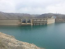 خروجی آب از سد زایندهرود اصفهان افزایش یافت