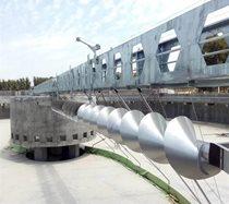 نصب تجهیزات تصفیهخانه فاضلاب غرب تهران آغاز شد