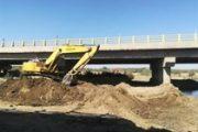 ظرفیت آبگذری رودخانه جاجرود افزایش یافت