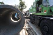 اصلاح شبکههای آب شرب و فاضلاب شهری فرادنبه بروجن تا پایان سال