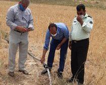 قطع انشعابهای غیرمجاز باعث افزایش توان توزیع آب در 13 روستای سرخس شد